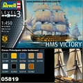 Caravela HMS Victory - Revell - 1/450