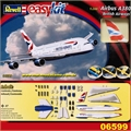 AIRBUS A380 British Airways - Revell easy kit - 1/288