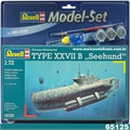 Submarino GERMAN TYPE XXVII B Seehund - Model Set Revell - 1/72