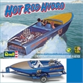 Lancha HOT ROD HYDRO - Revell - 1/25