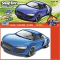 AUDI R8 Coupe Azul - Revell - 1/24