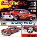 1957 - Chevrolet BEL AIR - Snap Revell - 1/25