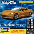 2014 - Corvette STINGRAY - Snap-Tite Revell - 1/25