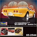 1968 - CHEVY CORVETTE Roadster - Revell - 1/25