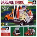 Tom Daniel - GARBAGE TRUCK - Monogram - 1/24