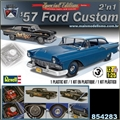 1957 - FORD CUSTOM - Revell - 1/25