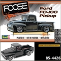 Ford F-100 Pickup FOOSE - Revell - 1/25