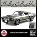 1967 SHELBY GT500E ELEANOR - Shelby - 1/18