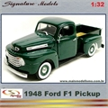 1948 - FORD F1 Pickup - Signature - 1/32