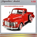 1953 - CHEVY Pickup Truck - Signature - 1/32