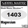 Tinta Model Master 1403 LACA MAGNÉSIO Metalizer - 14,7ml