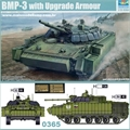 BMP-3 with Upgrade Armour - Trumpeter - 1/35