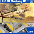 P-51D MUSTANG IV - Trumpeter - 1/32