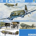 C-47A SKYTRAIN - Trumpeter - 1/48