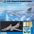 A- 3D-2 Skywarrior Strategic Bomber - Trumpeter - 1/48