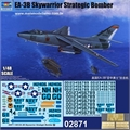 EA-3B Skywarrior Strategic Bomber - Trumpeter - 1/48