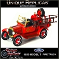 1920 - FORD MODEL T FIRE TRUCK - Unique - 1/32