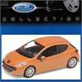 PEUGEOT 207 - Welly - 1/24