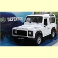 LAND ROVER DEFENDER - Welly - 1/24