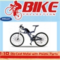 Bicicleta BMW Q6.S XTR Cinza - Welly - 1/10