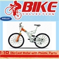Bicicleta AUDI DESIGN CROSS PRO Laranja - Welly - 1/10