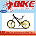 Bicicleta PORSCHE BIKE FS Evolution - Welly - 1/10