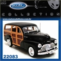 1948 - CHEVROLET FLEETMASTER - Welly - 1/24