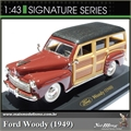 1948 - FORD WOODY - Yatming - 1/43