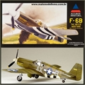 F 6B TAC RECCE Mustang - Accurate - 1/48