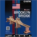 BROOKLIN BRIDGE - Cubic Fun - C107h