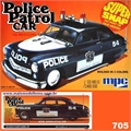 1949 - MERCURY POLICE PATROL CAR - MPC - 1/25